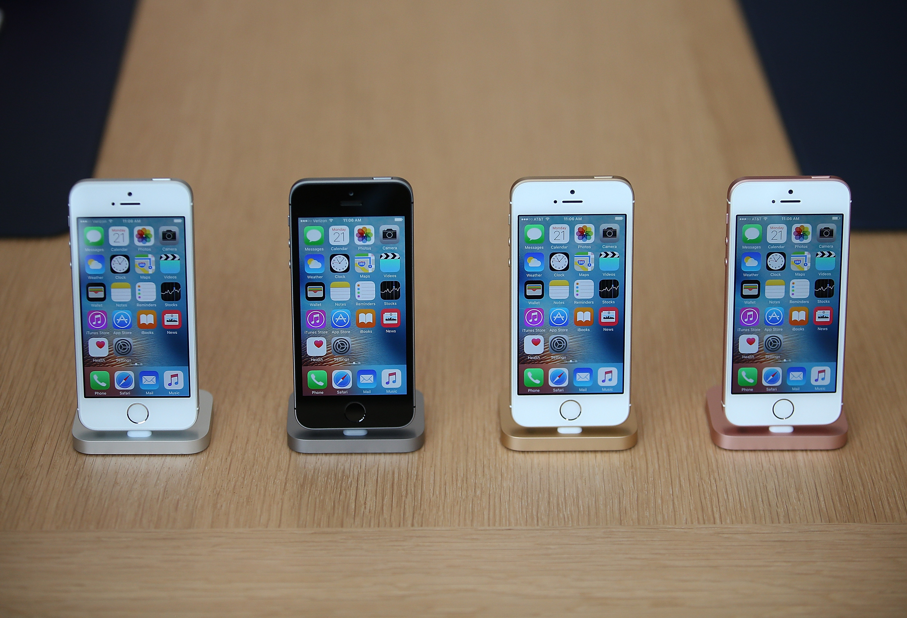 Does Iphone S Have Lte