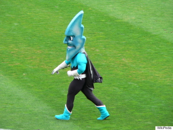 port adelaide mascot