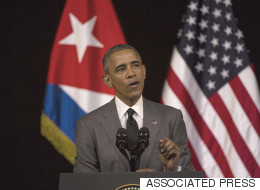 Barack Obama Will Not Create Change In Cuba, But He Will Facilitate It