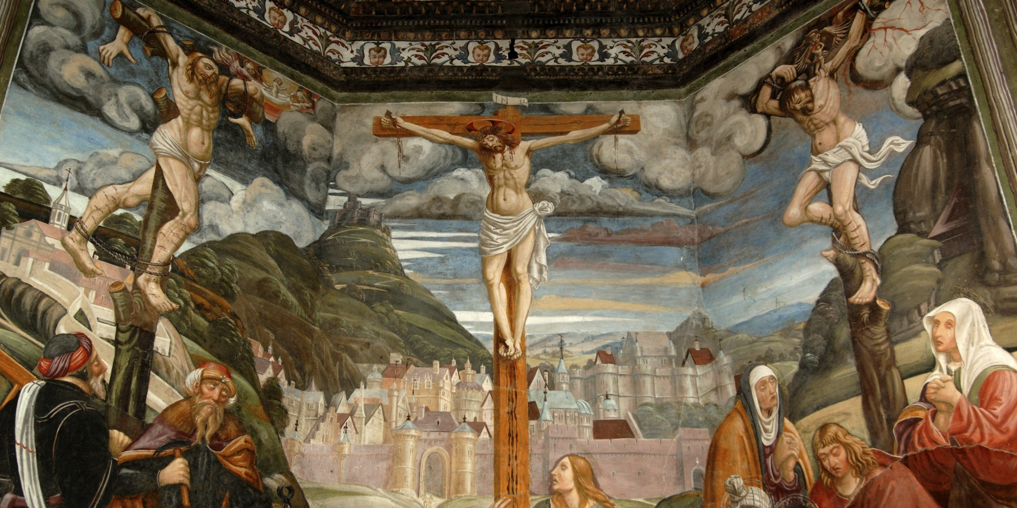 the death of jesus and the I outline thesis : john portrays jesus in his death as the cross-enthroned messiah who is the true dwelling place of god's glory, replacing the temple with its institutions, priesthood and cult as the locus.