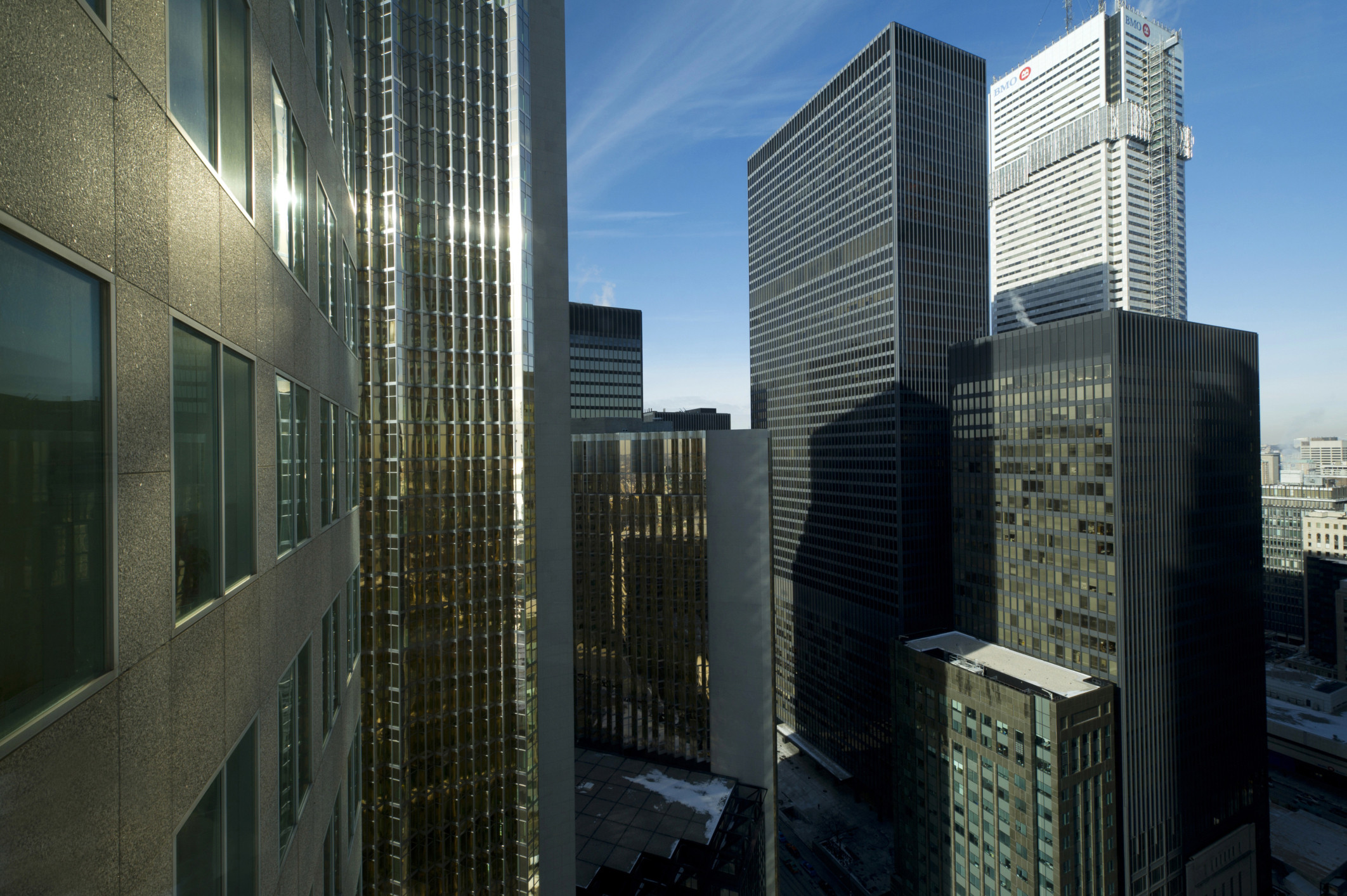 canadian bank buildings
