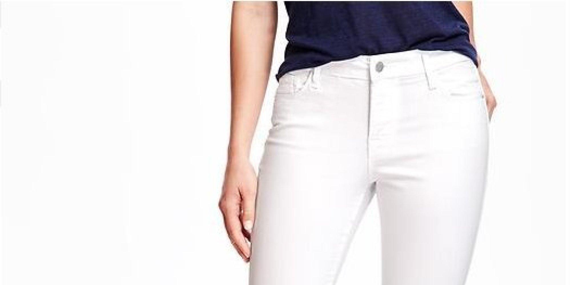 How To Get Stains Out Of White Jeans - Jeans Am