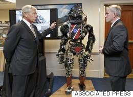 Avez-vous peur des robots intelligents?