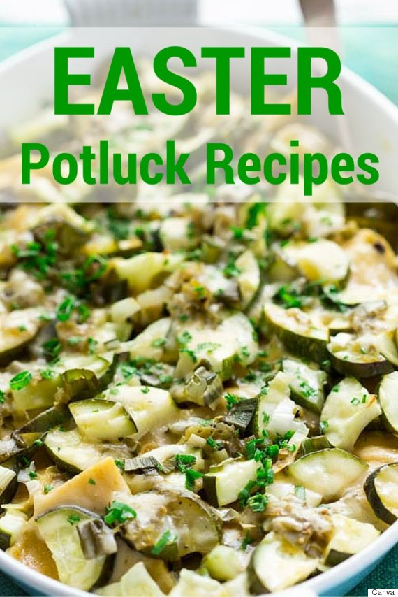 easter potluck recipes
