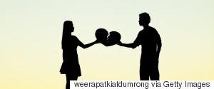 COUPLE HATE