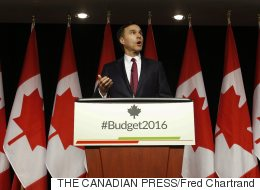 Liberals' 2016 Budget Opts For Big Spending Over Restraint