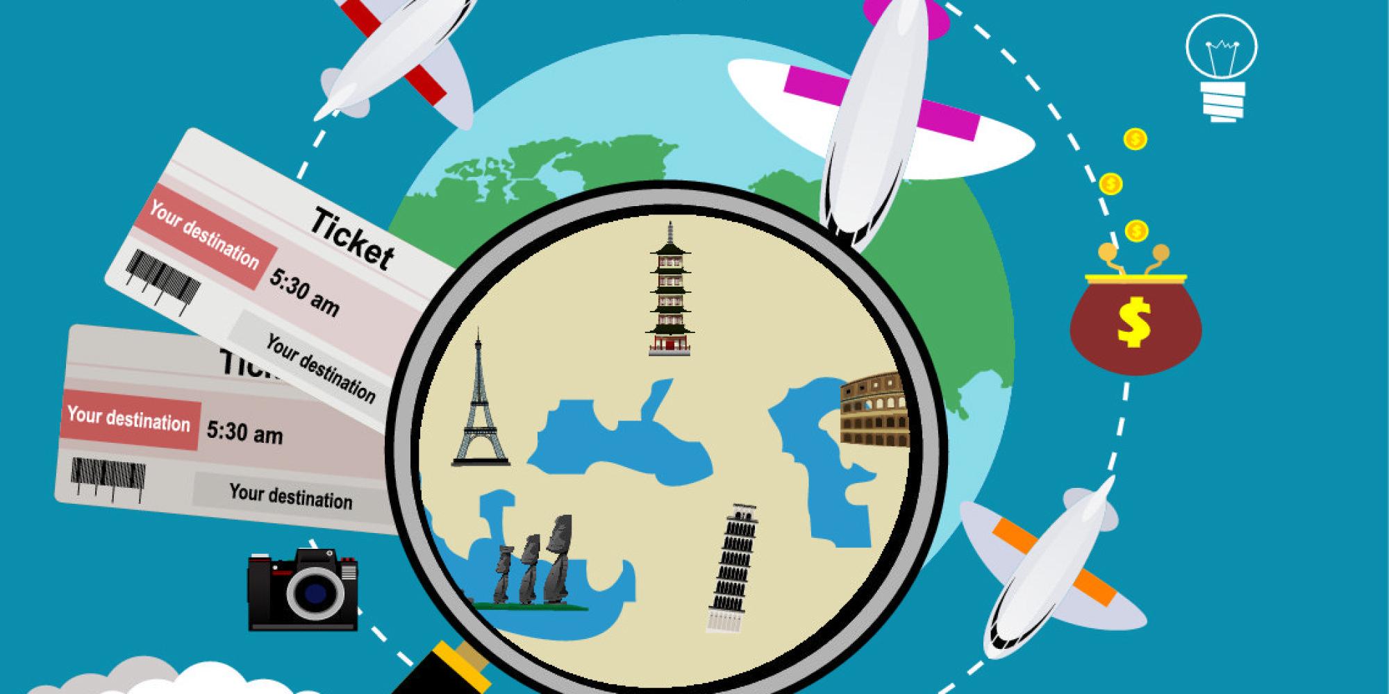 Birthday World Traveller