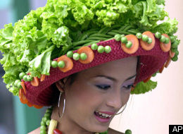 Vegetable Hat