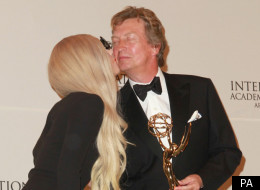 Lythgoe Gets Some Lady Love After Leading British Emmy Surge