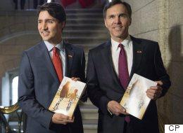Trudeau défend le déficit de 29,4 milliards