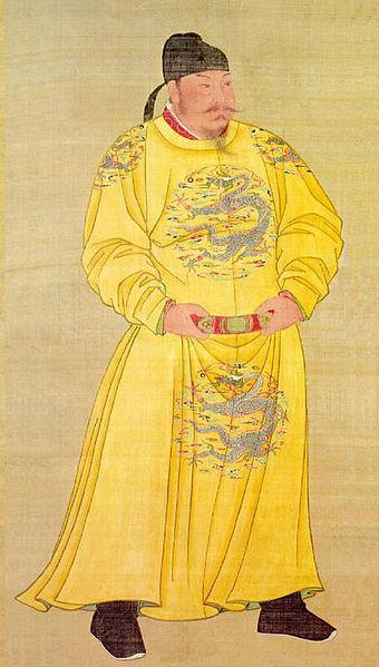 emperor taizong tang