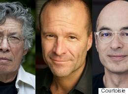 Bernard Werber, Thomas King et Pierre Simenon au Métropolis Bleu 2016