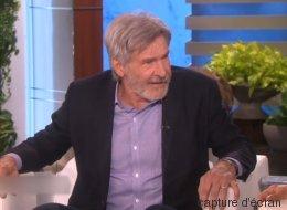 Le conseil d'Harrison Ford à celui qui jouera Han Solo jeune (VIDÉO)
