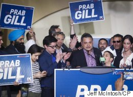 Tory Prab Gill Wins Calgary-Greenway Byelection