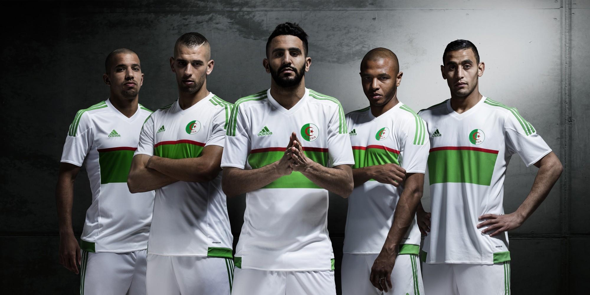 adidas football algerie
