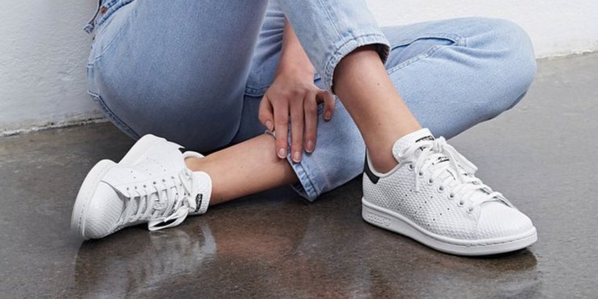 White Sneakers: 15 Pairs To Add To Your Collection