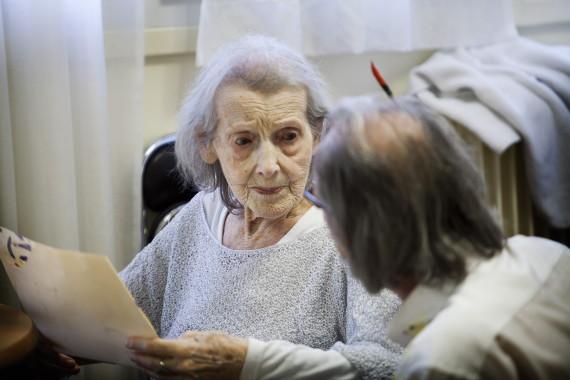 dementia women