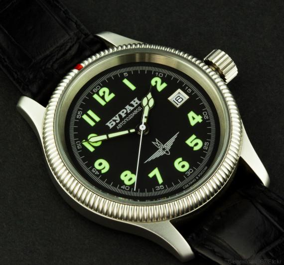 pubblicità orologi