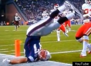 Rob Gronkowski Head Injury