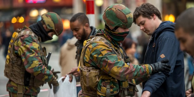 Images After Brussels, Where Is The War Front? | HuffPost 1 brussels