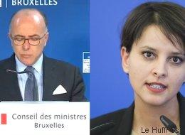 Cazeneuve et Vallaud-Belkacem dénoncent des images