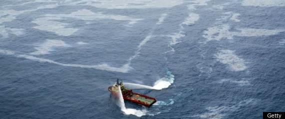 BRAZIL OIL SPILL CHEVRON