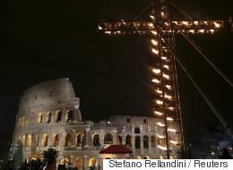 Le pape fustige «la conscience anesthésiée» de l'Europe (PHOTOS)