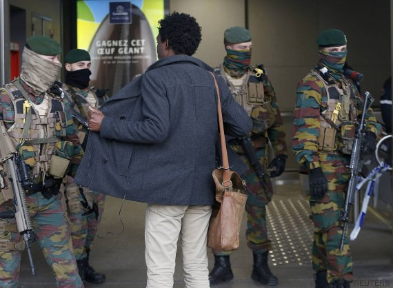control bruselas