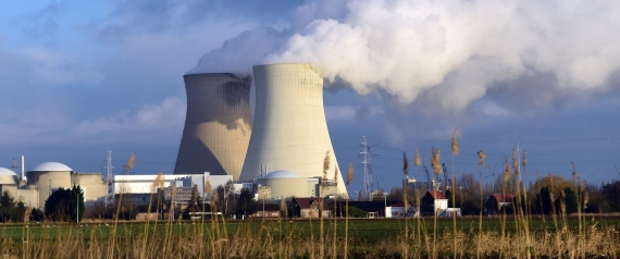 NUCLEAR REACTOR IN BELGIUM