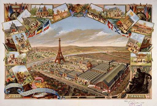 exposition universelle of 1889