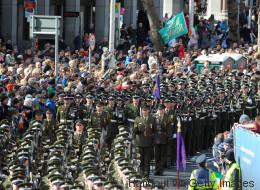 Les Irlandais commémorent l'Insurrection de Pâques (VIDÉO/PHOTOS)