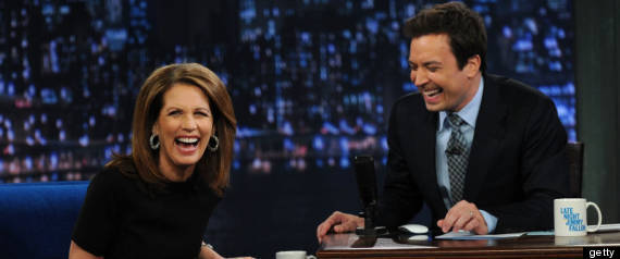 Jimmy Fallon Bachmann