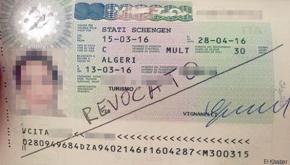 visa pour aller en france