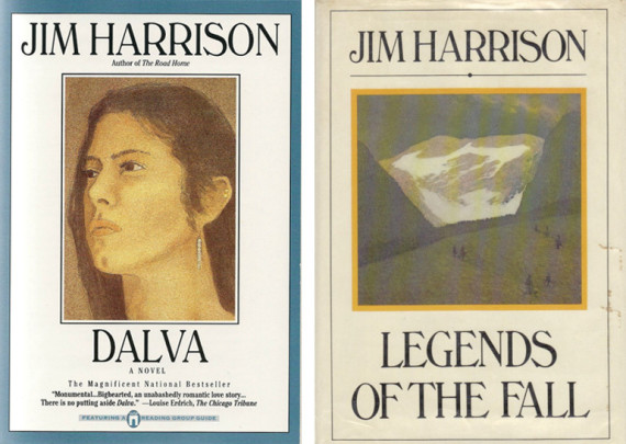 jim harrisson livres