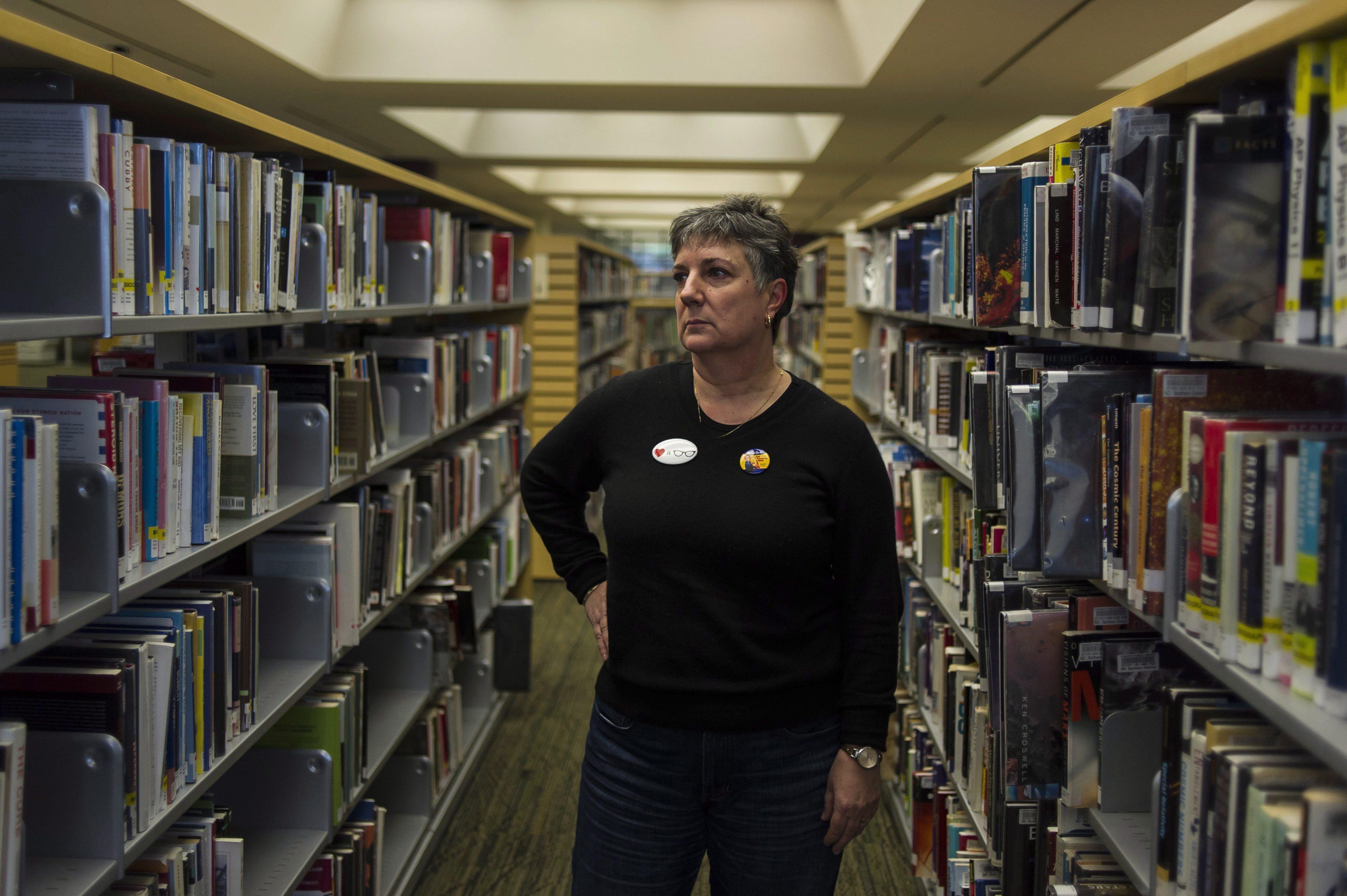 maureen oreilly toronto public library