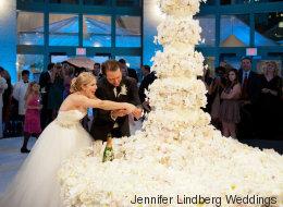 21 gâteaux de mariage aussi spectaculaires que délicieux