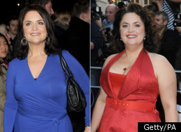 'Gavin And Stacey' Star Ruth Jones Reveals Secret To Weight Loss