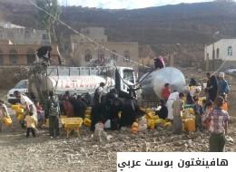 صنعاء بلا ماء.. مُحسنون يهبون الحياة لسكان العاصمة اليمنية بـ