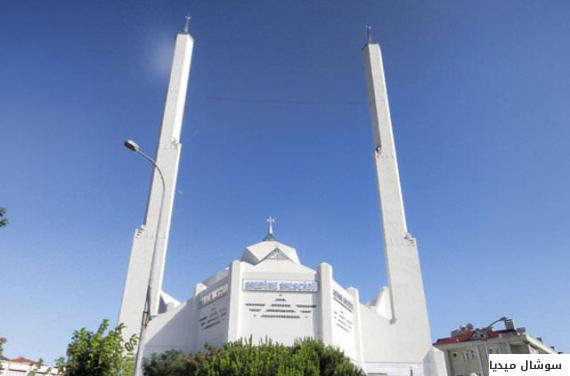 بالصور... أغرب 5 مساجد من حيث التصميم المعماري في إسطنبول O-MSJDALMDYNH-570