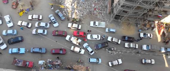 PARKING IN EGYPT