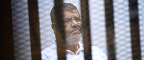 MOHAMED MORSI IN JAIL
