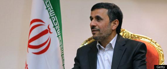 MAHMOUD AHMADINEJAD IRAN