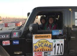 Rallye Aïcha des Gazelles : le Maroc et ses merveilleux paysages