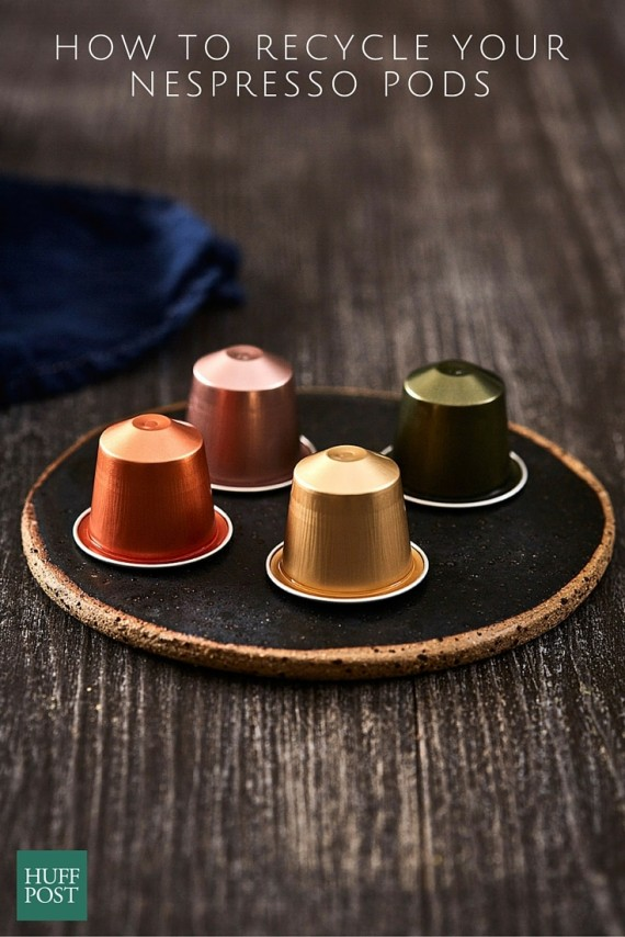 Recycling Nespresso Pods: Where And How It's Done
