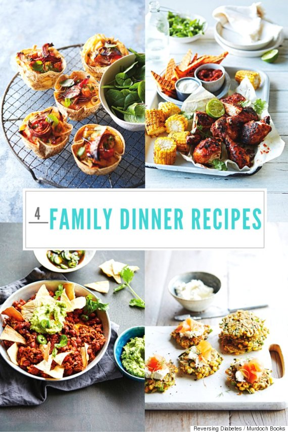 Dinner Recipes The Whole Family Will Love