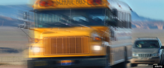 SCHOOL BUS CRASH MARYLAND