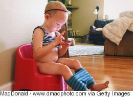 Toddler-Led Potty Training
