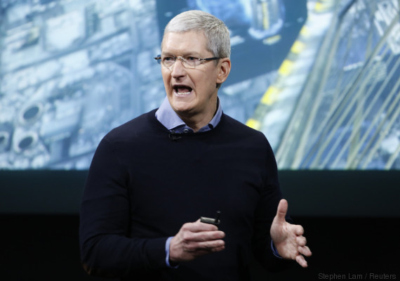 Fake news 'killing minds', says Apple CEO