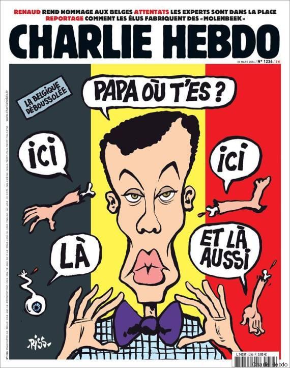 charlie hebdo belgique