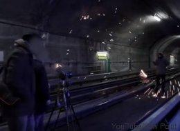 Vidéo dans le métro de Montréal: le SPVM arrête trois individus (VIDÉO)